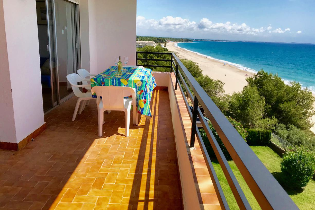 Apartamento -                                       Miami Playa -                                       2 dormitorios -                                       4 ocupantes